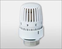 Термостатическая головка с жидкостным элементом